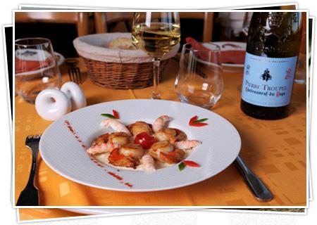 restaurant à La Tremblade Chez Gaby